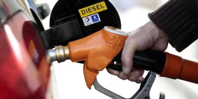 Le gazole va être davantage taxé, l'essence moins