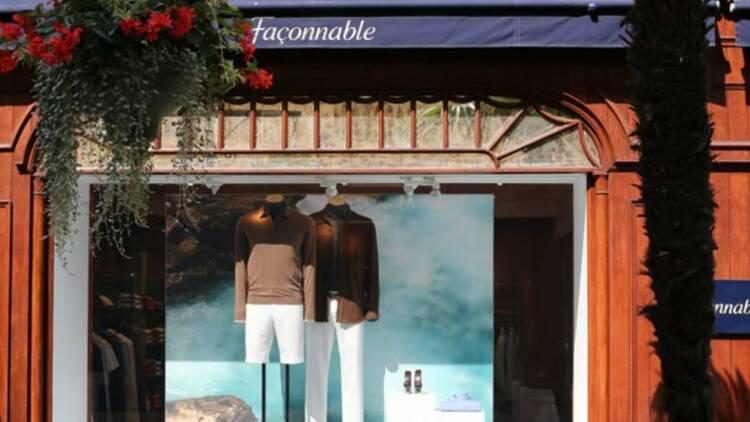 Façonnable : l'incroyable décadence de la marque niçoise, pionnière du sportswear chic