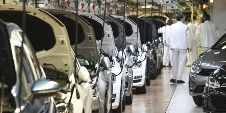 Hausse des ventes de voitures en Allemagne malgré le scandale VW