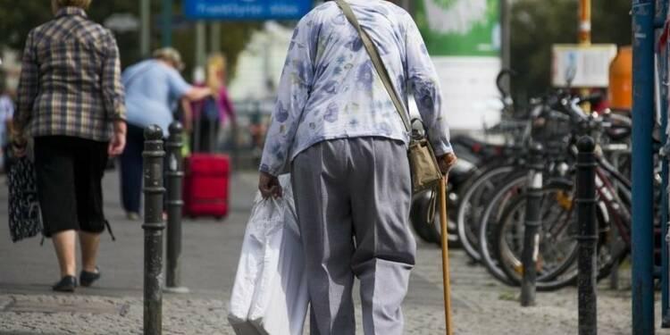 La population allemande continue de diminuer
