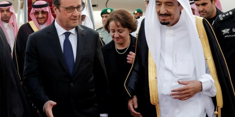 La France s'efforce de faciliter l'accès de ses PME au Golfe