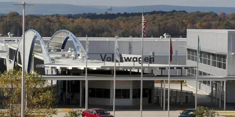 VW proposera un avoir de 1.000 dollars à certains automobilistes
