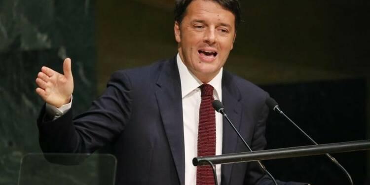 Le budget Renzi risque de créer des tensions avec la Commission