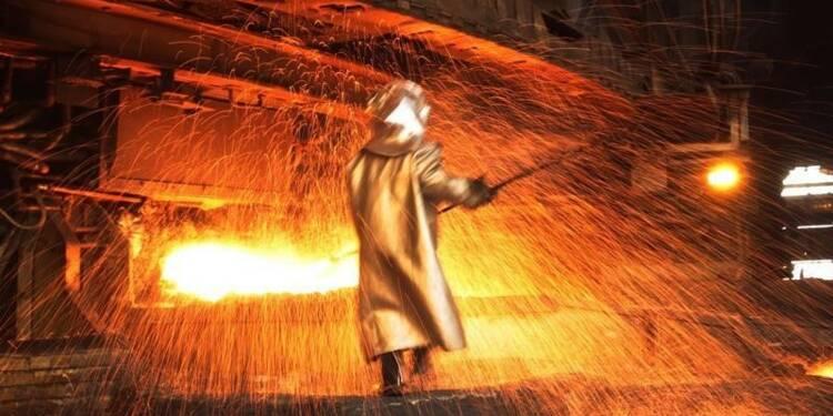 La baisse des cours du nickel pèse sur le CA d'Eramet