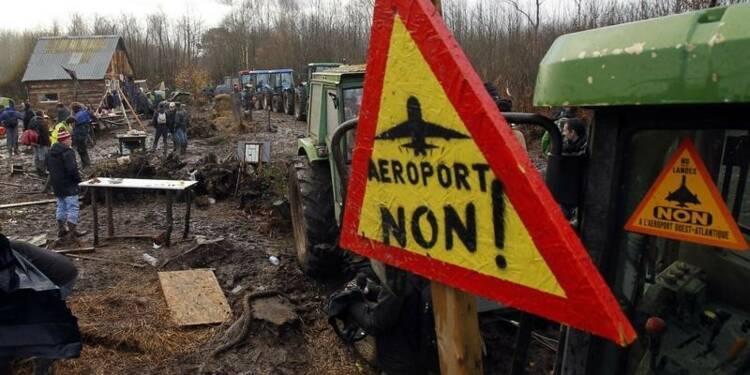 Les opposants à l'aéroport de Nantes de marbre face aux revers