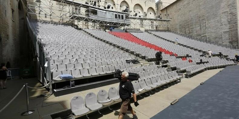 Le Festival d'Avignon, fer de lance de l'une des villes les plus pauvres de France