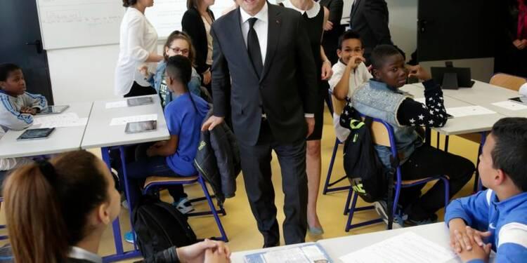 Un milliard d'euros sur 3 ans pour le plan numérique à l'école