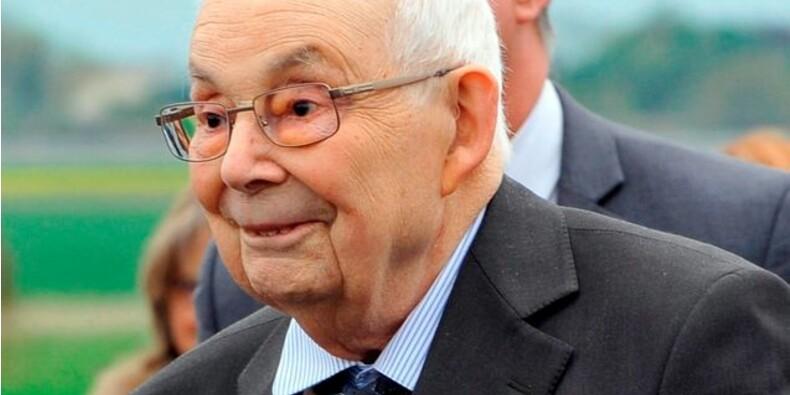 Décès de François Michelin à l'âge de 89 ans