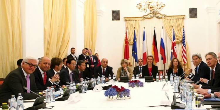 Report de la date-butoir pour un accord sur le nucléaire iranien