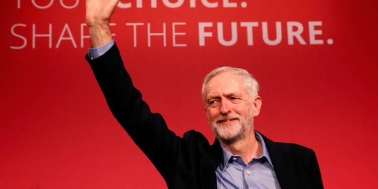 Jeremy Corbyn élu à la tête du Parti travailliste britannique