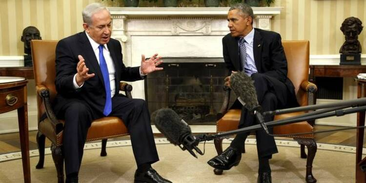 Obama et Netanyahu tentent de réchauffer leurs relations