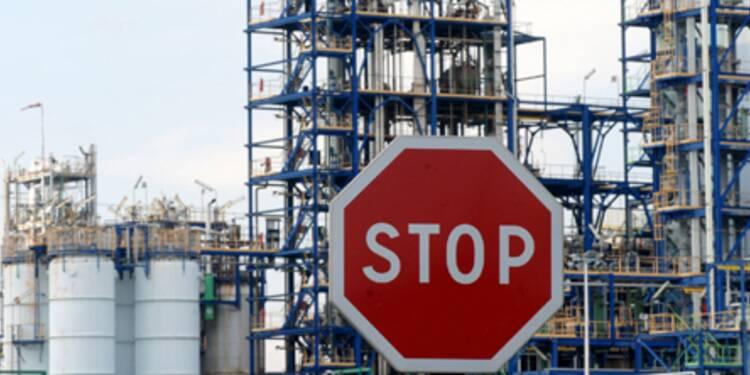 L'industrie française tourne toujours au ralenti