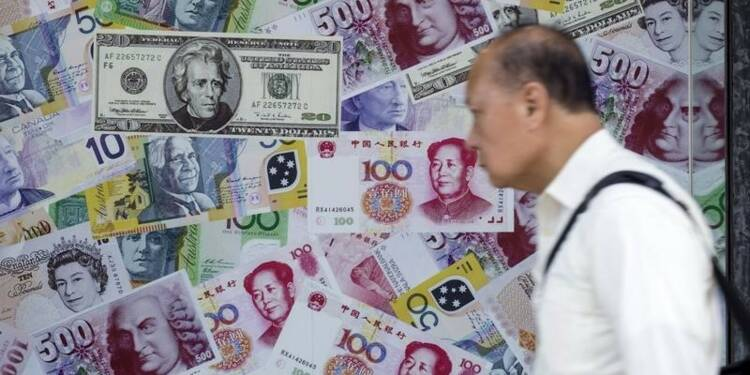 Les transactions de change dans le collimateur de Pékin