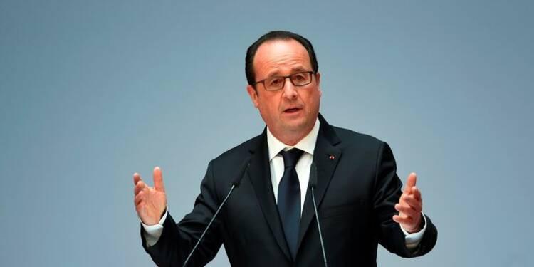 François Hollande se dit fidèle à son discours du Bourget de 2012