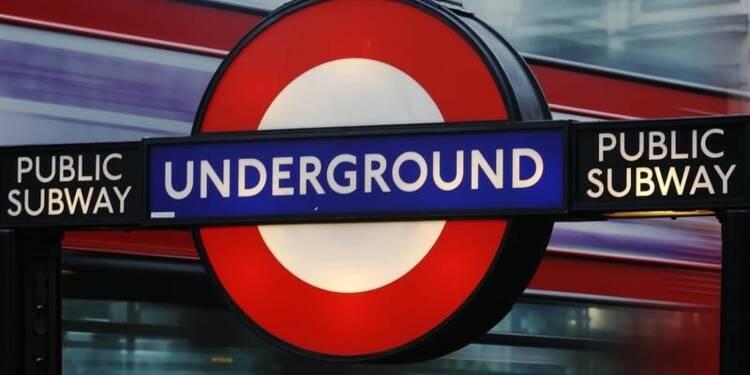 Contrat Thales d'un milliard d'euros pour le métro de Londres