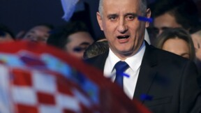 Un nouveau parti en position d'arbitre en Croatie