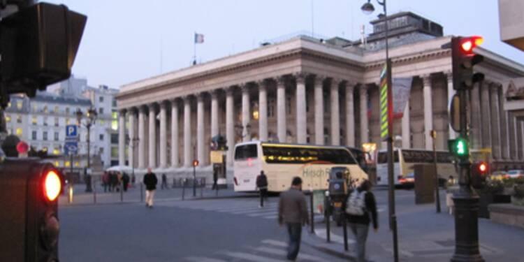La Bourse de Paris a fini en baisse, emportée par Cointreau