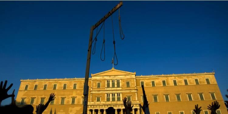 Grèce : les craintes d'une sortie de la zone euro refont surface