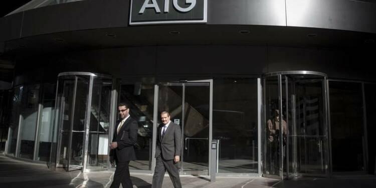 AIG livre des résultats du 1er trimestre en légère baisse