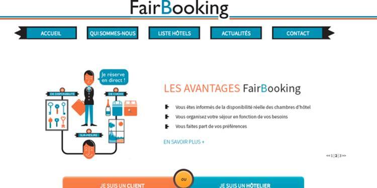 Des hôteliers vantent les avantages de la réservation en direct sur internet