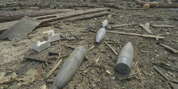Moscou prône un nouveau retrait d'armes dans l'est de l'Ukraine
