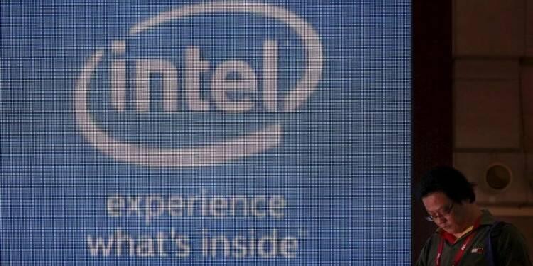 Les résultats d'Intel en baisse au 3e trimestre