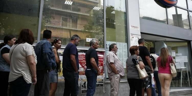 Le taux de chômage dépasse les 25% en Grèce