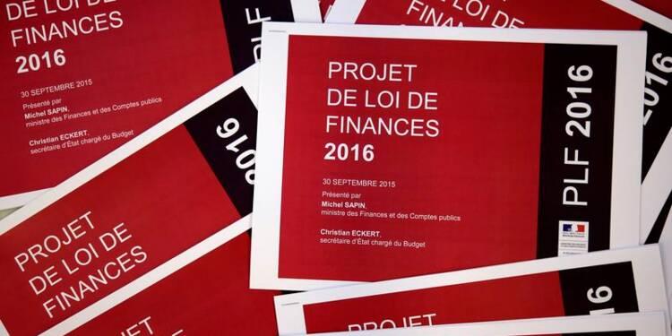 Un déficit en légère baisse pour le projet de budget 2016
