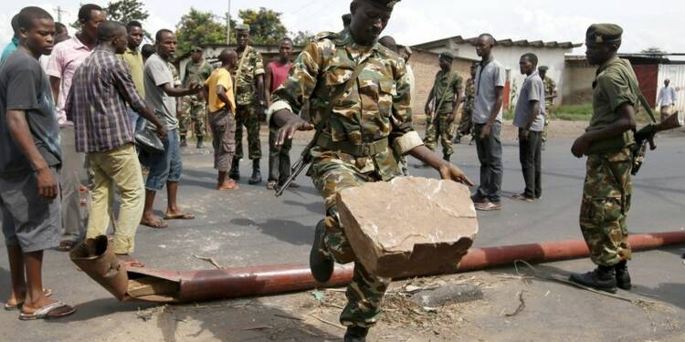 Putsch: dix-huit personnes traduites en justice au Burundi