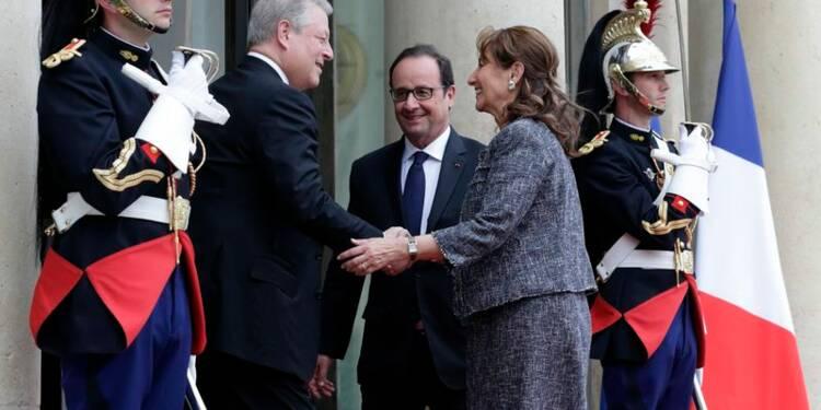 Organiser la Cop 21 en France est une chance, dit Al Gore