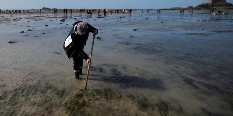 Les grandes marées font un mort en Gironde