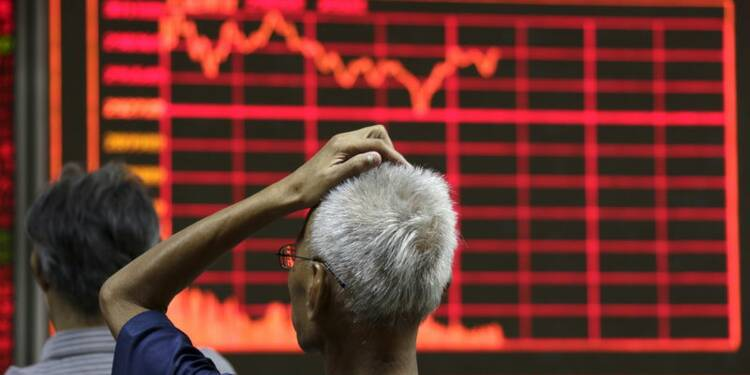 Les places boursières chinoises terminent en net rebond