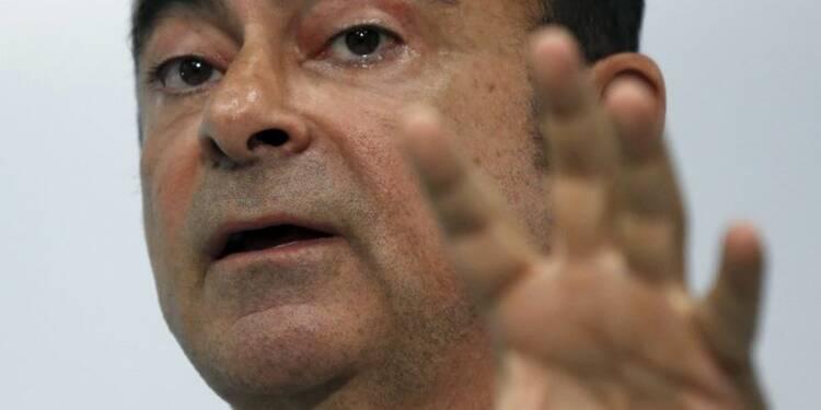 Renault-Nissan n'a pas besoin d'autres partenaires, dit Ghosn