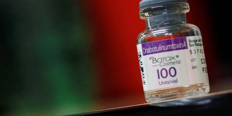 Allergan soutenu au 3e trimestre par les médicaments de marque