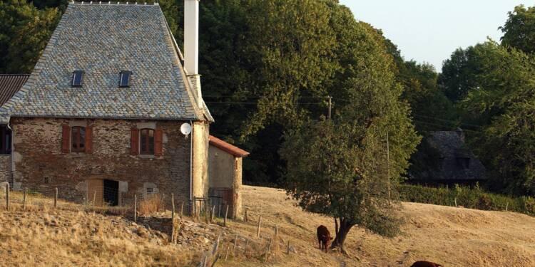 Rhône-Alpes Auvergne : des fermes à retaper près des pistes