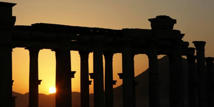 L'Etat islamique s'empare de Palmyre en Syrie