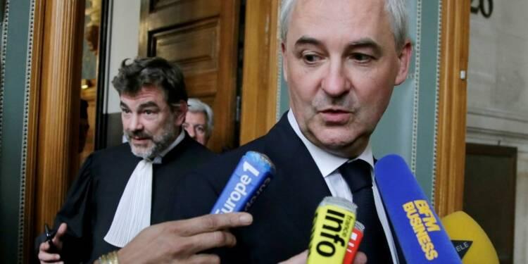 Prise illégale d'intérêts : François Pérol, boss de BPCE, relaxé
