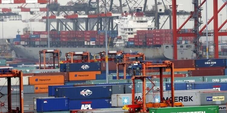 Le déficit commercial américain au plus bas depuis cinq mois