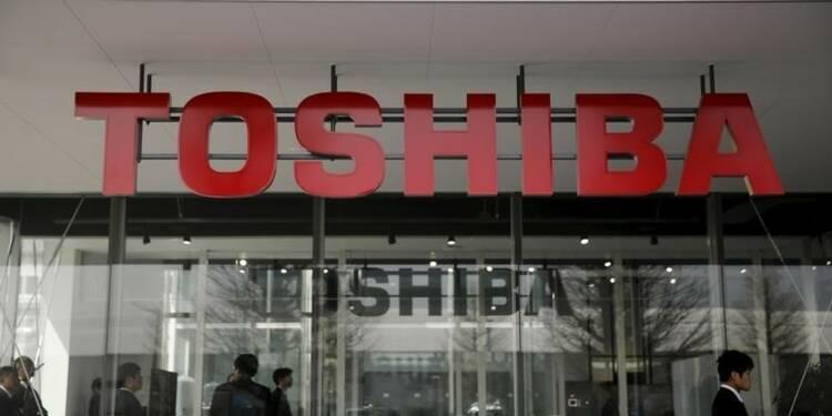 Toshiba a gonflé ses profits de 1,13 milliard d'euros