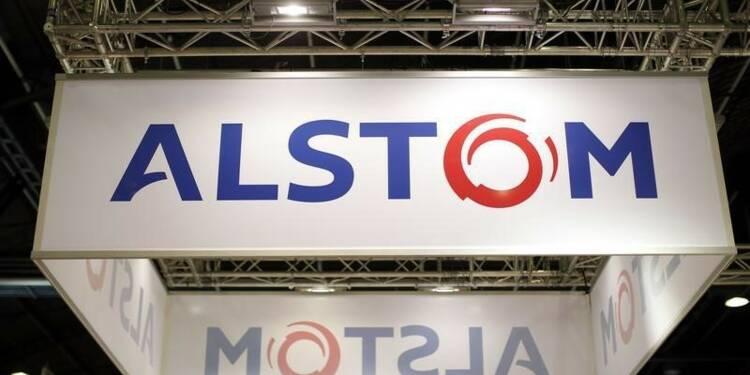 Alstom va racheter pour 3,2 milliards d'euros de ses actions