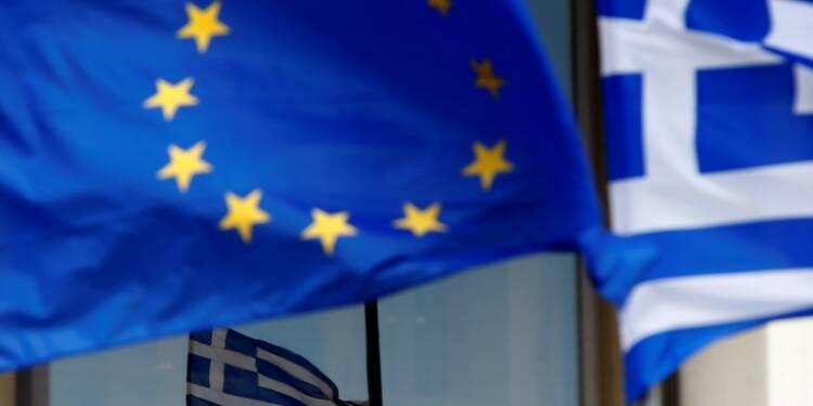 Athènes prévoit un accord avec l'Eurogroupe la semaine prochaine
