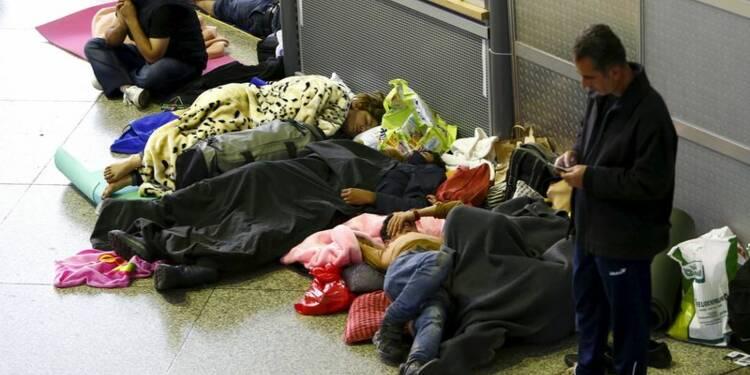 Berlin veut rétablir les contrôles aux frontières, selon le Bild