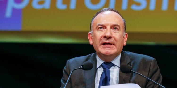 Gattaz propose un impôt à taux unique pour les entreprises