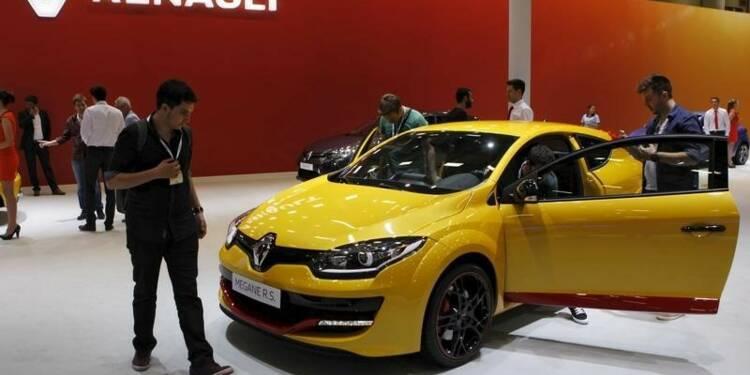 Le CA de Renault soutenu par Nissan, Daimler et les prix
