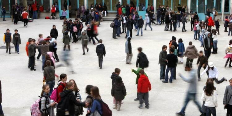 La gauche parlementaire soutient la réforme du collège