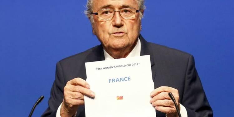 La France accueillera le Mondial féminin de football en 2019