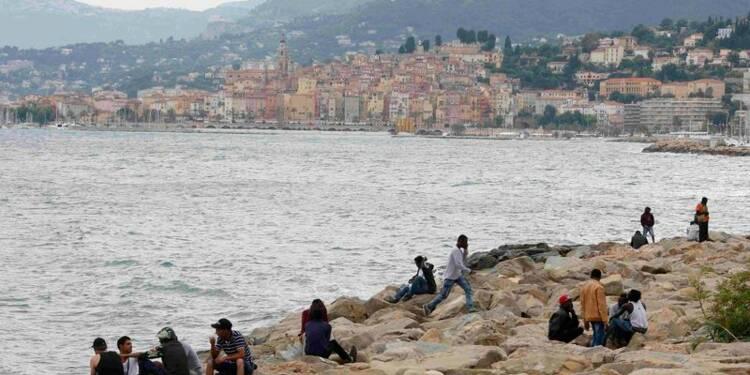 Le nombre de clandestins en forte hausse sur la Côte d'Azur