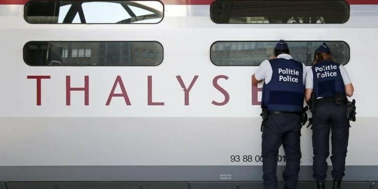 Un homme interpellé à bord d'un Thalys à Rotterdam