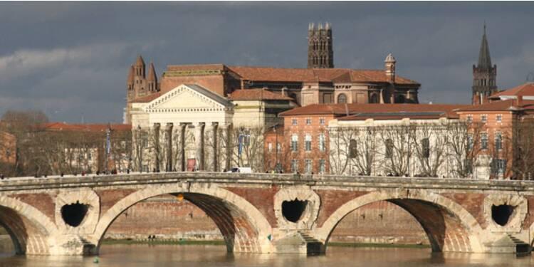 Toulouse en tête des villes où il fait bon étudier