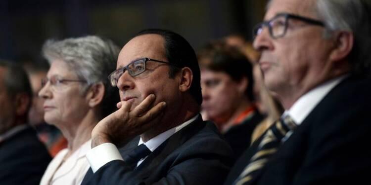 François Hollande préconise une harmonisation sociale dans l'UE